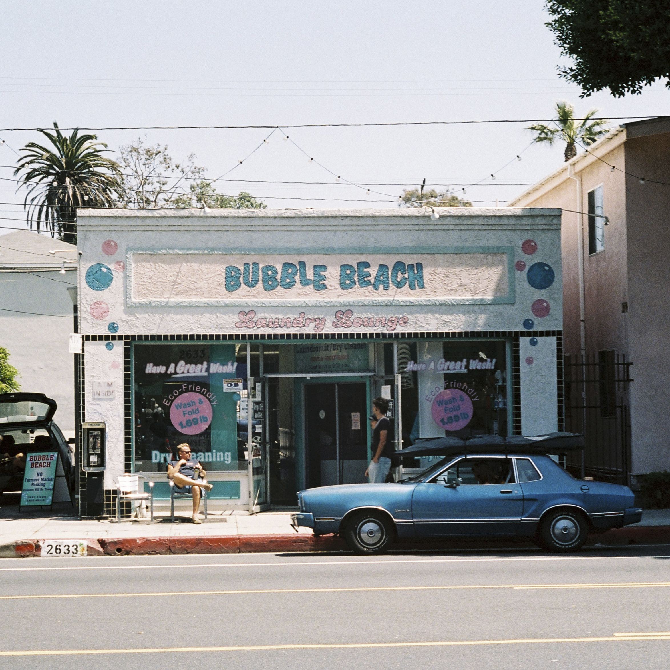 LA CALIFORNIE 61