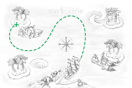 health map, navigator medical