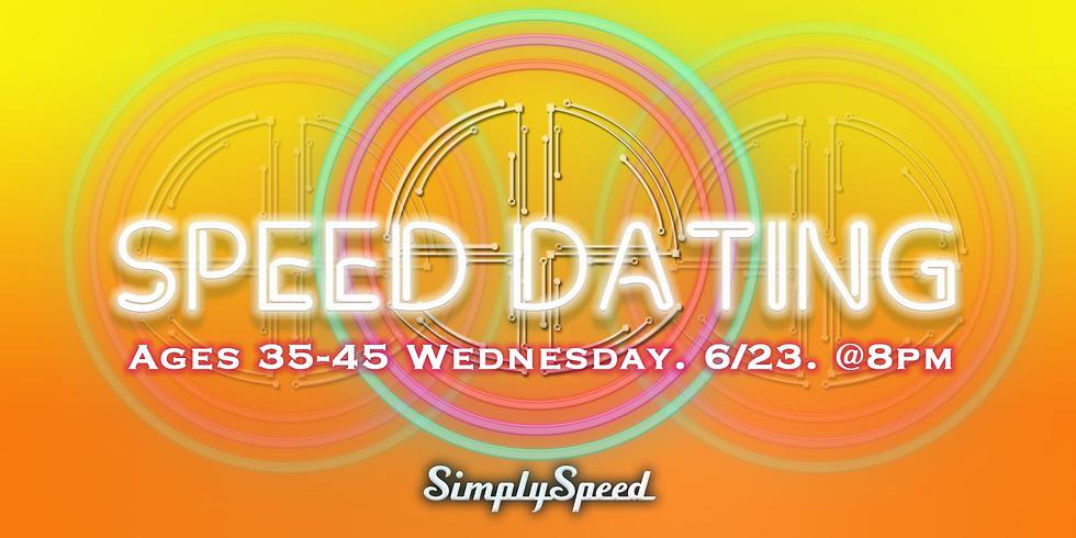 Speed Dating Atlanta | Ages 35-45 | Singles Event Atlanta