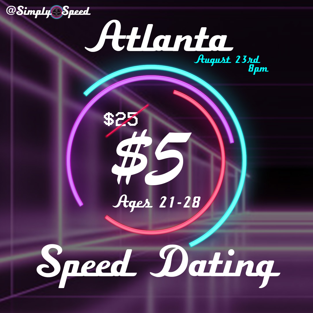Speed Dating i Atlanta GA 21 +
