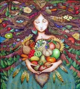 Lammas: The First Fruits