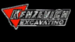 Kenzevich%252520Excavating%252520Logo%25