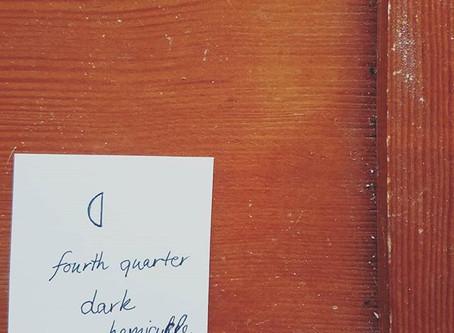 4th Quarter Moon, Dark Hemicycle
