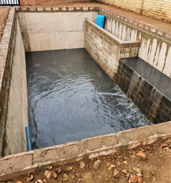 Utico water oil separator