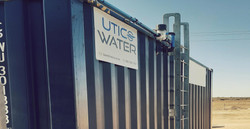 Utico water wastewater treatment