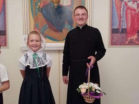 В воскресной школе Свято-Троицкого кафедрального собора начался новый учебный год