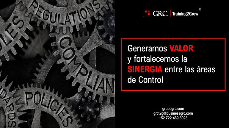 Servicios GRC Training2Grow