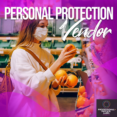 Personal Protection Vendors List