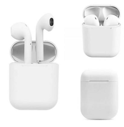 Macaron Earbuds - White