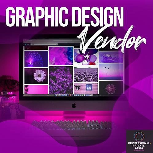 Graphic Designer Vendors List