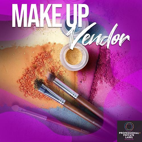 Makeup Vendors List (U.S BASED) + 3 bonus Vendors!