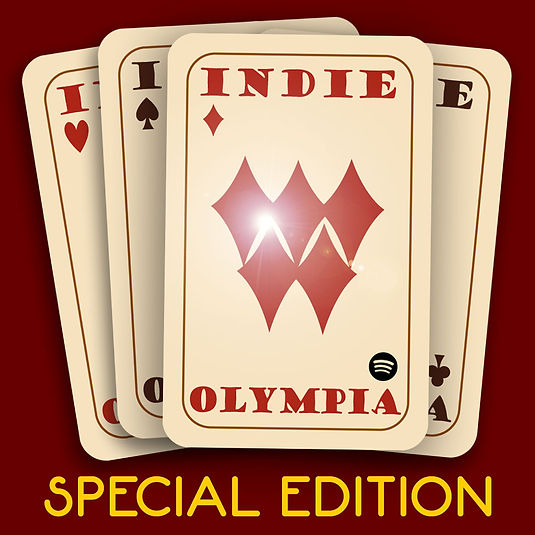 Olympia2021♦️INDIE♦️Special Edition