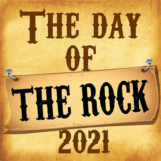 THE DAY OF THE ROCK 2021