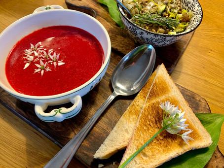 Lebensgeister-Suppe