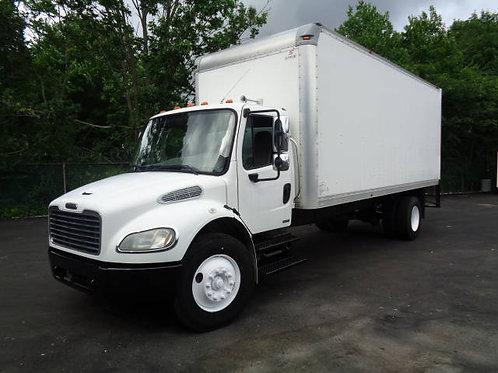 2007 Freightliner M2 Straight Truck