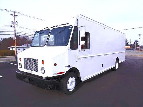 2007 Freightliner MT45 P1000 Step Van