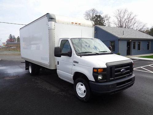 2013 Ford E350 Box Truck