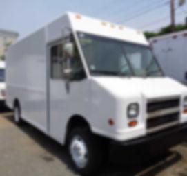 Used Freightliner Step van