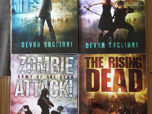 15 Best New Zombie Books for 2015