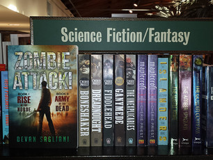 Zombie Attack is now at Barnes and Noble!