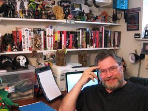 Dark Dreams: Jonathan Maberry Interview