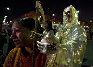 The Rise in Popularity of Saint Death