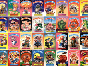 Throwback Thursday: Garbage Pail Kids