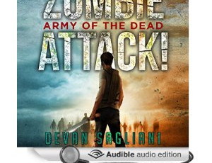 Zombie Attack Army of the Dead now on Audible!