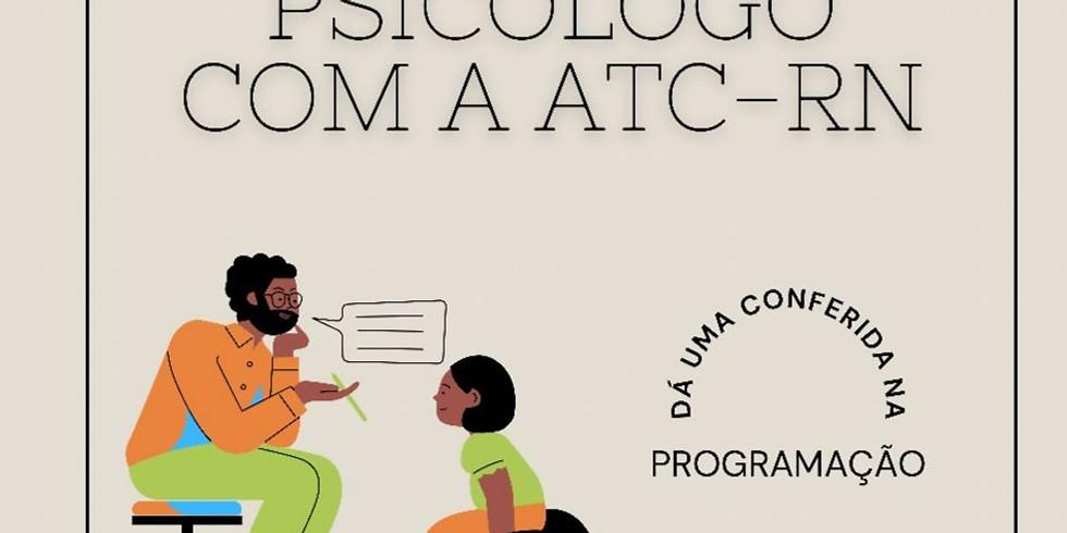 Jornada ATC-RN do Dia do Psicólogo 2021