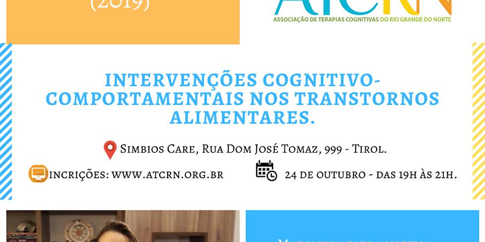 Intervenções cognitvo-comportamentais nos transtornos alimentares