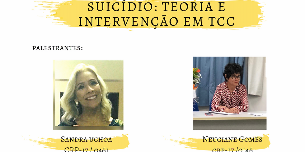 Suicídio: teoria e intervenção em TCC