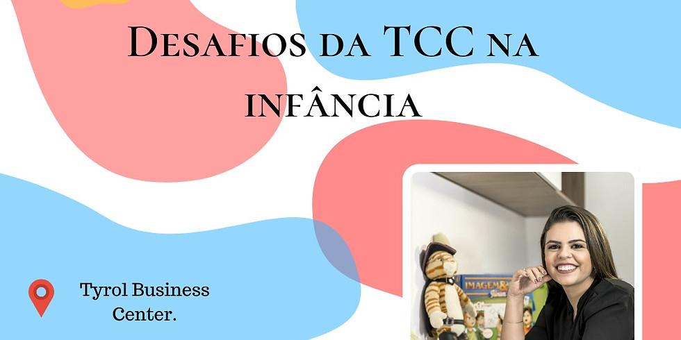 Desafios da TCC na infância