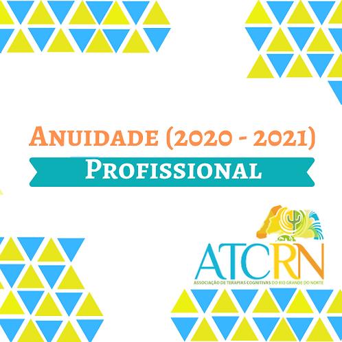 Anuidade ATC-RN | Profissional
