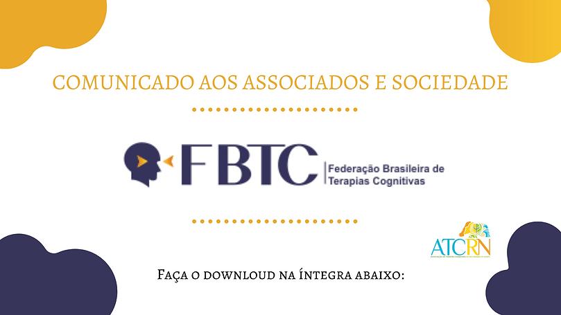 COMUNICADO AOS ASSOCIADOS E SOCIEDADE.pn
