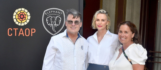 Elephant Cooperation Announces Its Support For Two Celebrity Driven Initiatives To Help Africa