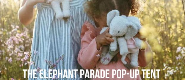Adopt an Elephant During Orange County's Elephant Parade® Pop-Up Shop