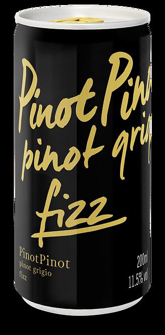 PinotPinot Pinot Grigio Fizz 12x200ml cans