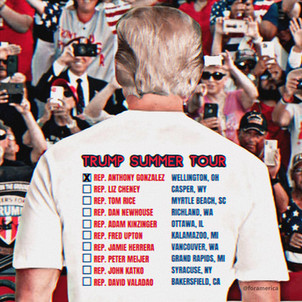Aka…Reject RINO Tour. Who is up for some road trips? #TermLimits Now!