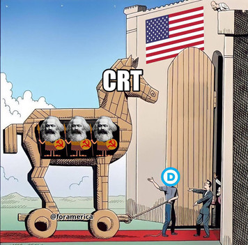 CRT is short for Marxism. Hard pass!