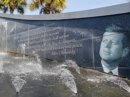 History ForAmerica: Kennedy Space Center, Cape Canaveral, Florida