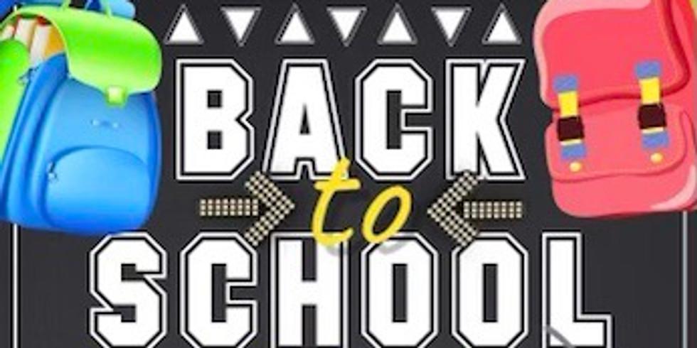 2021 Back-2-School Giveaway