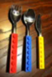 kcs, kids eat free, lego cutlery fun joy summer