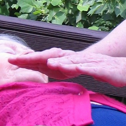 Reiki Demonstration and Experience