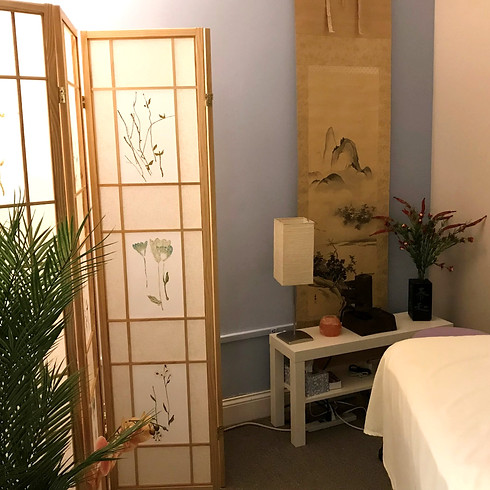 Welcome to our new Reiki studio!