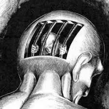 Mural - A Vida Encarcerada pelo Medo