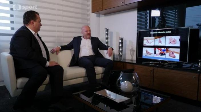 Po kliknutí na obrázek se v novém okně otevře původní video České televize