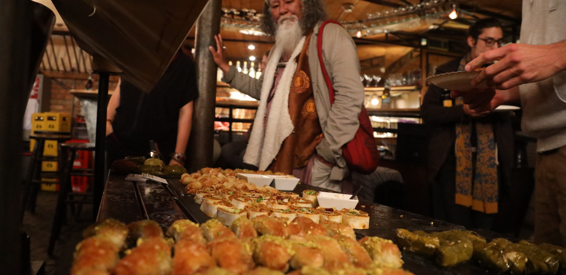 Catering from Ali Baba Restaurant Bern