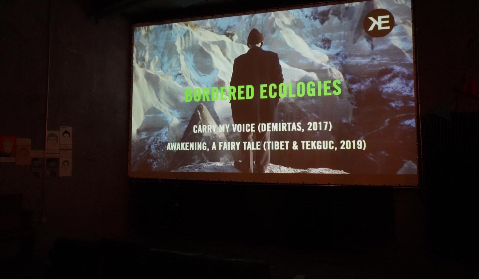 Bordered Ecologies