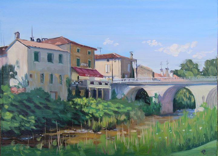 Le Pont, Mane