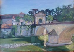 bridge at st Mataroy